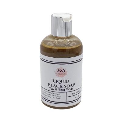 LIQUID BLACK SOAP