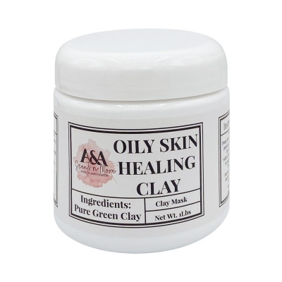 OILY SKIN CLAY MASK