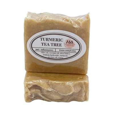 TURMERIC TEA TREE BAR