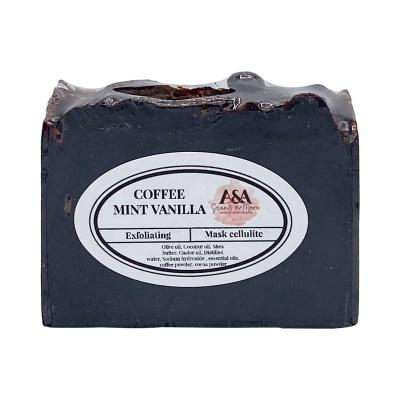 COFFEE MINT VANILLA BAR SOAP